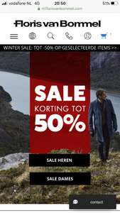 Floris van Bommel winter sale