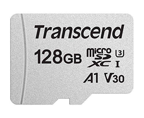 Transcend microSDXC Zilver 128gb