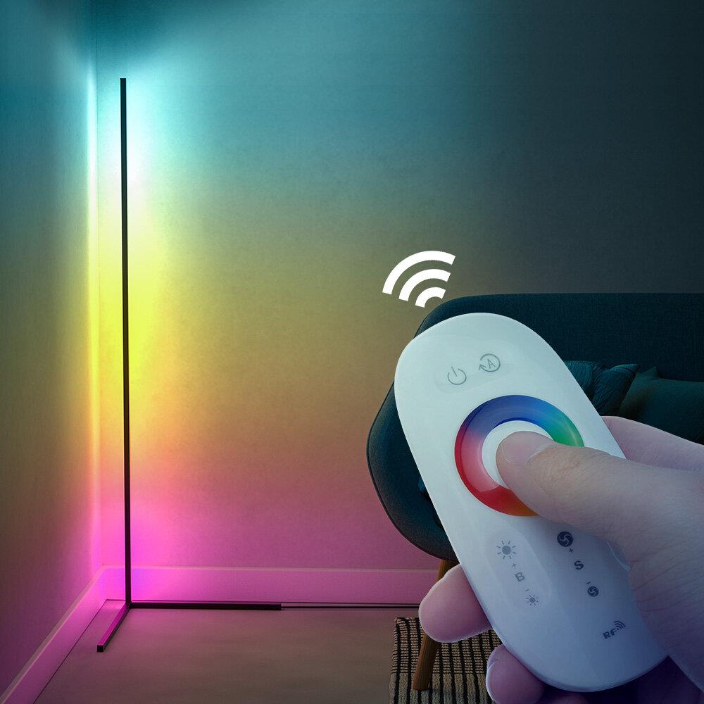 BlitzWolf® BW-FLT1 Corner Floor Lamp with RGB