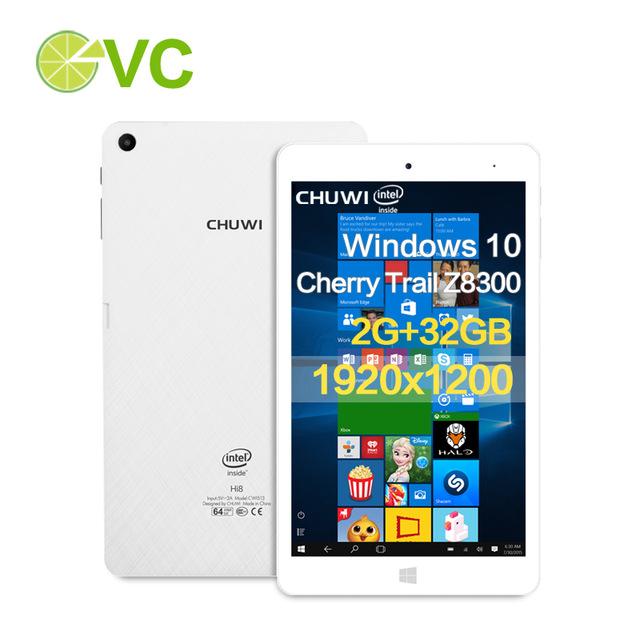 Chuwi Hi8 Pro aanbieding officiele Chuwi store @ Aliexpress