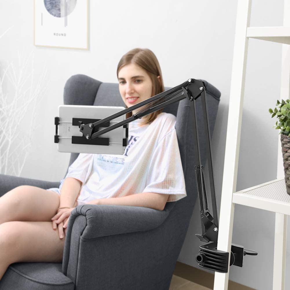 Ugreen tablet/telefoonhouder verstelbare arm 360° voor €19,99 door code @ Amazon NL