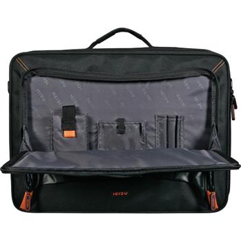 """ICIDU Notebook Bag EASY 18"""" voor €7,99 @ Dixons"""