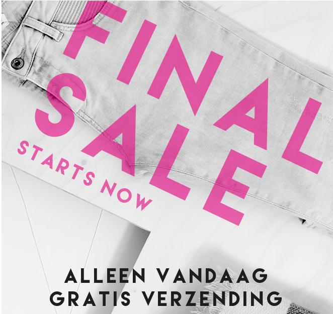 Final sale met tot 70% korting + vandaag gratis verzending @ Costes