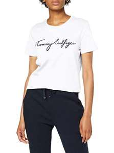 Tommy Hilfiger T-shirts in wit, grijs of zwart