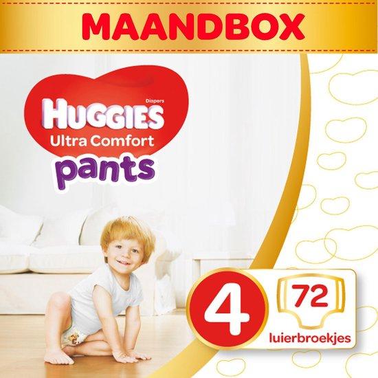 [Select deal] Huggies Ultra Comfort Pants luierbroekjes @ Bol.com