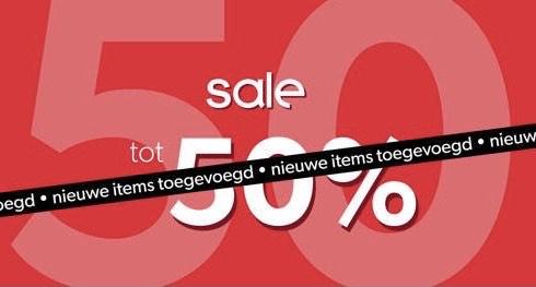 Sale tot 80% korting op mode @ Wehkamp (nieuwe items toegevoegd)
