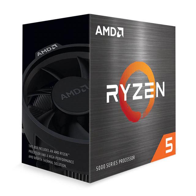 Ryzen 5 5600X (Tray versie)