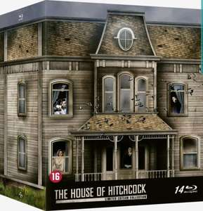 The House of Hitchcock Collection (Blu-ray) Limited Edition