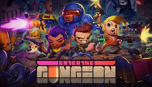 [STEAM/PC] Enter the Gungeon @ STEAM
