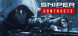 [STEAM/PC] Sniper Ghost Warrior Contracts @ STEAM