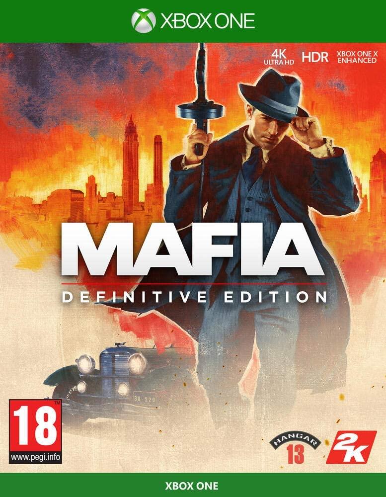 Mafia - Definitive Edition (Xbox)