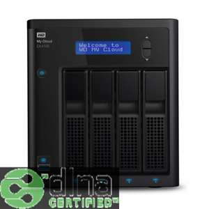 24TB Western Digital My Cloud EX4100 (Elders 1385-1900,-)