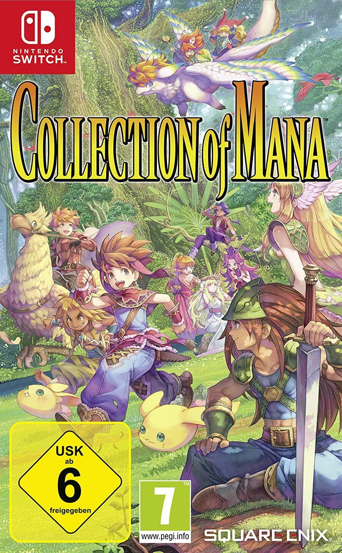 Collection of Mana (Nintendo Switch) @Amazon DE