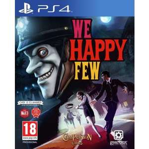 We happy few playstation 4 via Amazon.nl