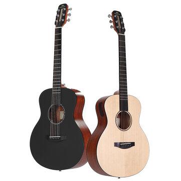 Poputar T1 36 inch smart gitaar met bluetooth & instructielampjes - Verzonden uit Tsjechië