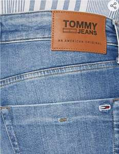 [Amazon.nl] Tommy Jeans short (Devi Mid Blue Com A)