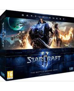 Starcraft 2 Battlechest (PC) voor €14,99 @ Dixons
