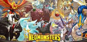 Neo Monsters nu gratis in Google Play Store
