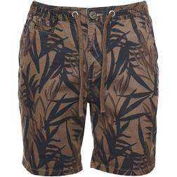 Superdry Heren Sunscorched Chino Short Olijfse Hawaïaanse T5s xxl
