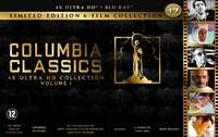 Columbia Classics Collection - Volume 1 (4K Ultra HD + Blu-Ray)