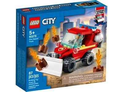 LEGO 60279 City Brandweerauto