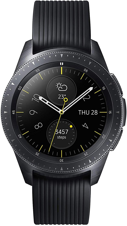 Samsung Galaxy Watch 42mm zwart of rose @Amazon DE