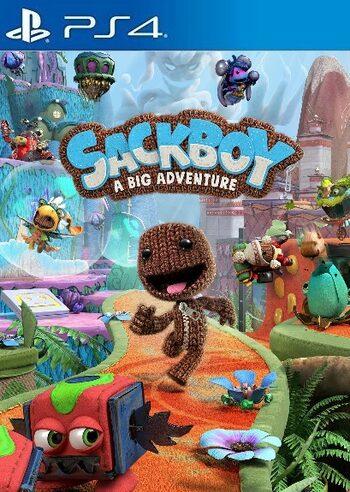 Sackboy PS4 / PS5 EU key