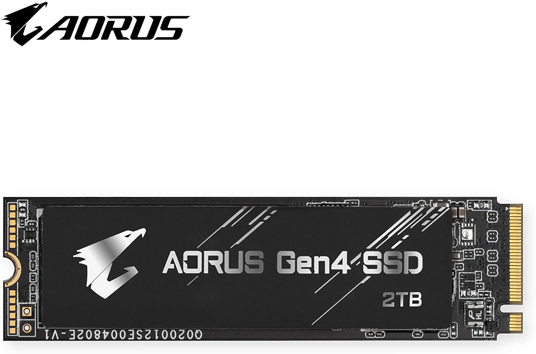 Gigabyte Aorus Gen4 2TB M.2 SSD @Amazon ES