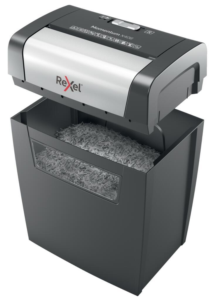 Rexel P3 P4 P5 papiervernietigers en -versnipperaars @ Makro NL