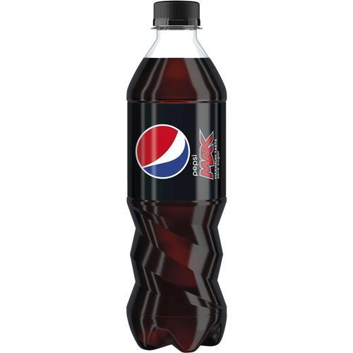2 * 500ml Pepsi Cola max voor €1 @ Dekamarkt en Dirk