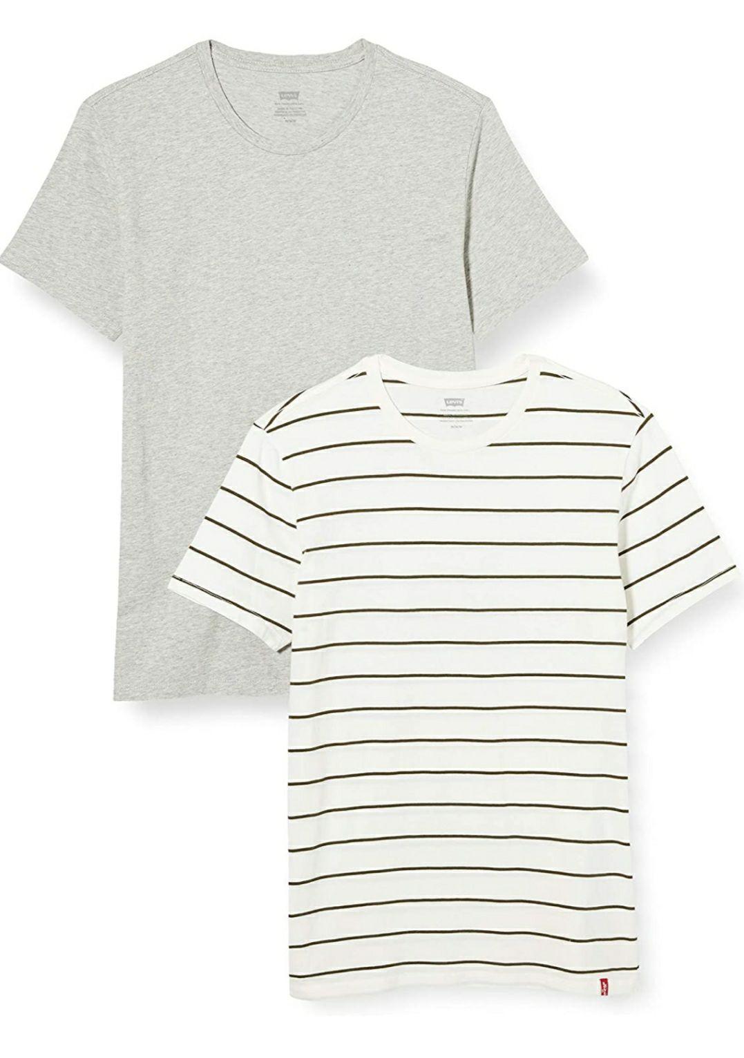 2 pack T-shirts van Levis - gratis verzending icm Prime