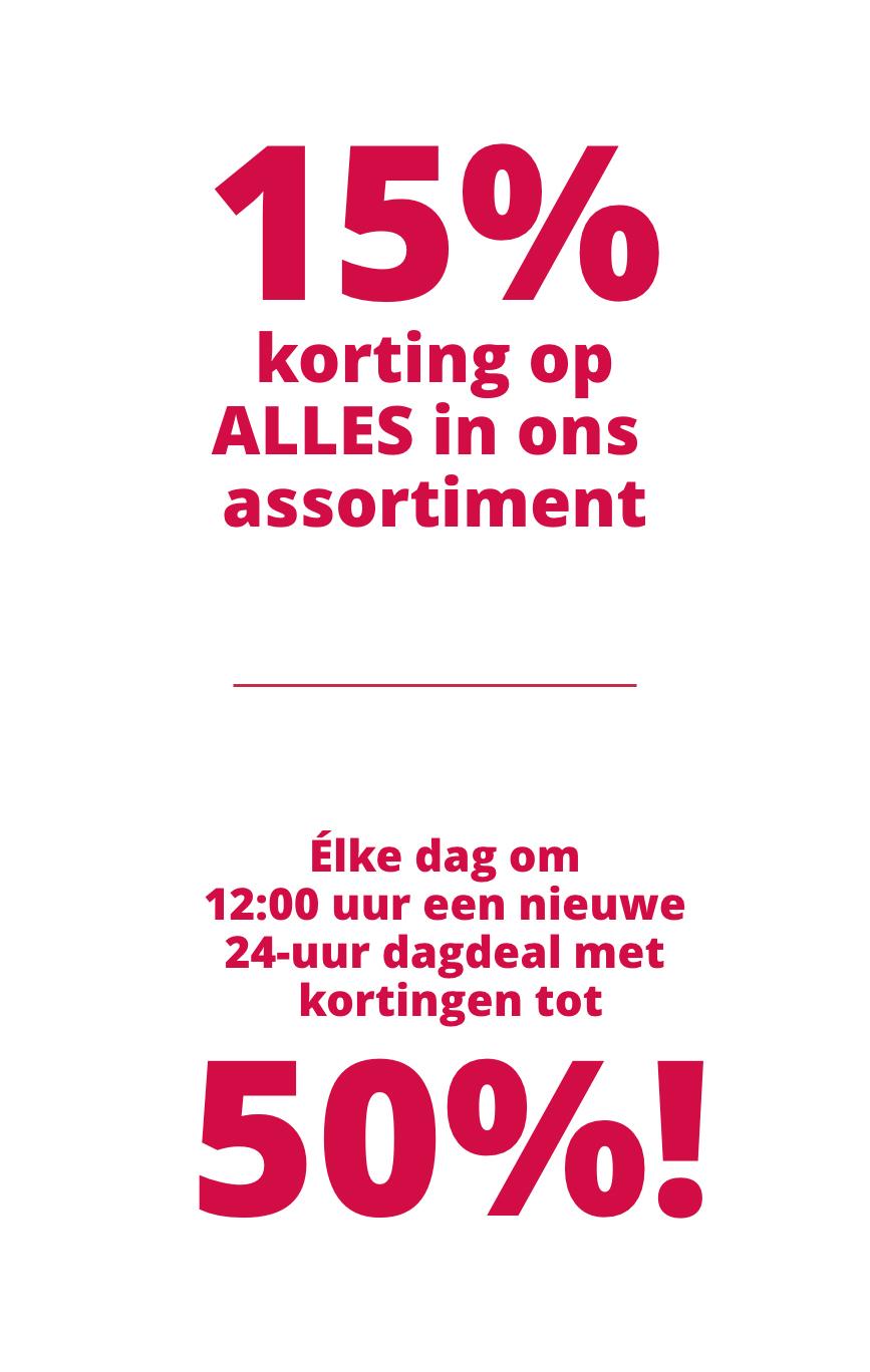 Smartphonehoesjes.nl 15% korting + dagdeals (vandaag tablet keyboardcases)