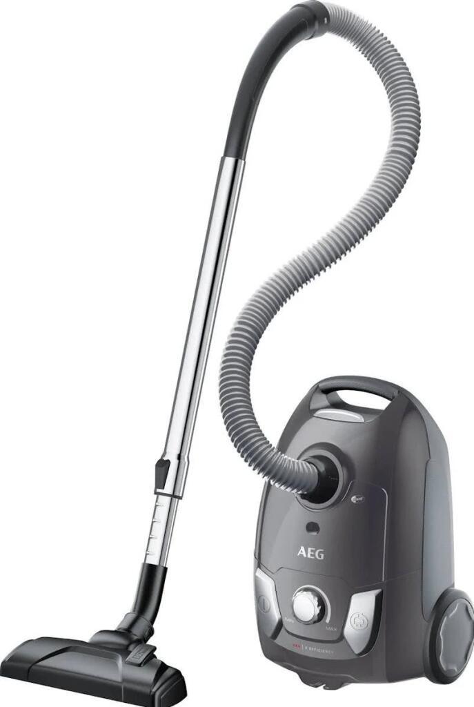 AEG VX4-1-GM-T stofzuiger met zak voor €70,69 @ Amazon.nl