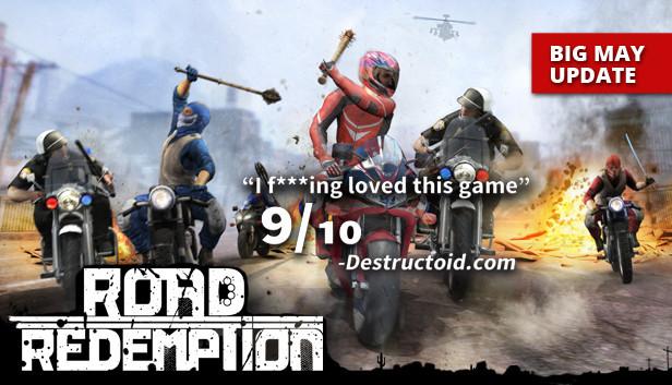 [STEAM/PC] Road Redemption @ STEAM