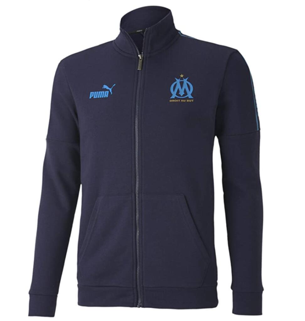 Puma Olympique de Marseille ftblCULTURE trainingsjack voor €12,68 @ Amazon.nl