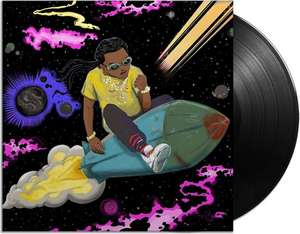 Takeoff - The Last Rocket | Hip Hop / Trap | 2018 | LP Vinyl @amazon.nl