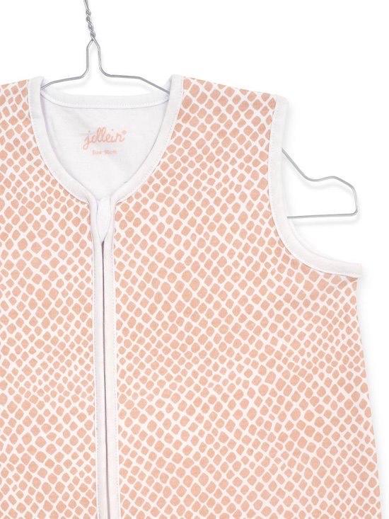 Jollein Slaapzak zomer jersey Snake- Pink (Alleen 90cm) @ Bol.com