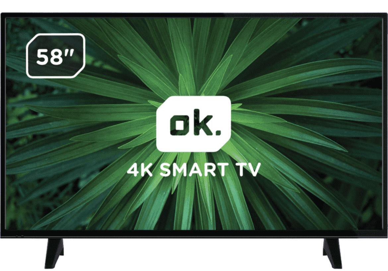 58 inch 4K TV OK. ODL58740U-DIB
