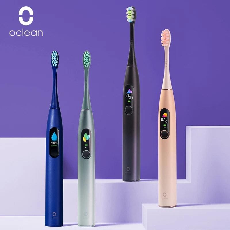 Sonische Tandenborstel Oclean X Pro , met app en oled scherm