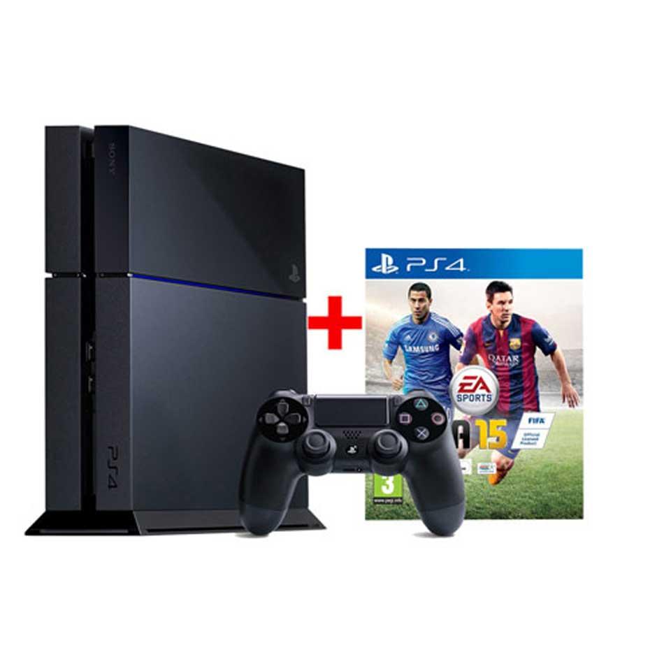 Playstation 4 + FIFA 15 voor €399 @ Bart Smit