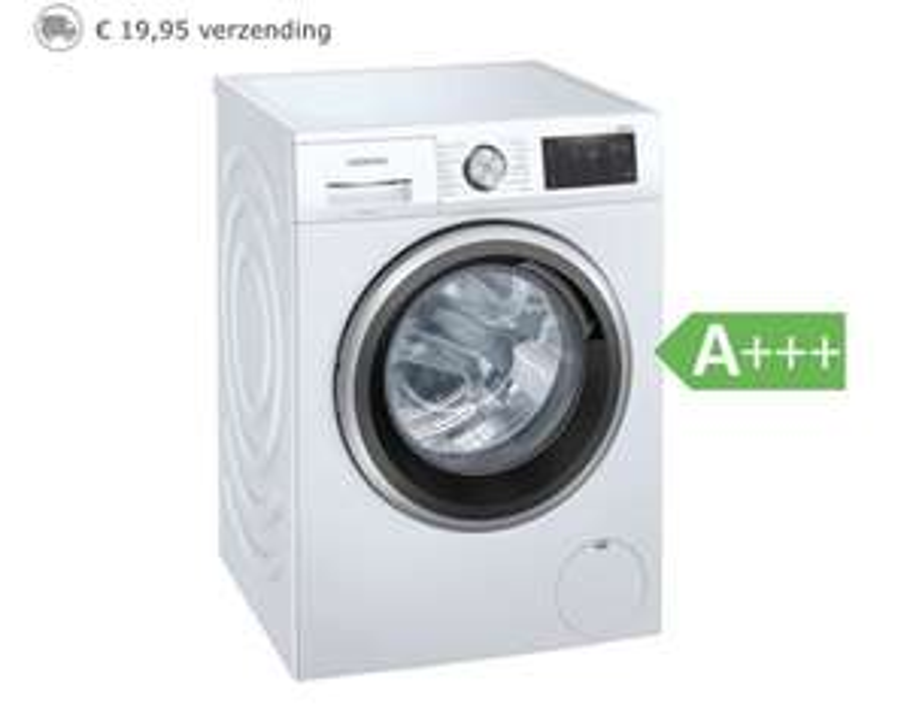 Siemens IQ500 WM14UR70NL