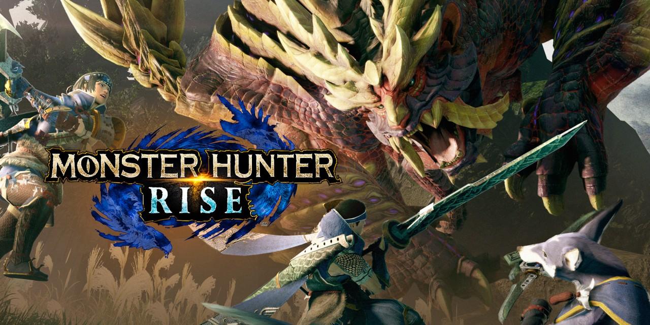 Probeer Monster Hunter Rise gratis tot 31 januari!