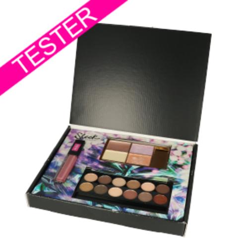 Nu make-up testers van Sleek vanaf €0,50!