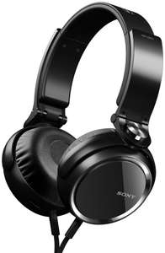 Sony MDR-XB600 Hoofdtelefoon voor € 36,50 @ Bax-shop.nl