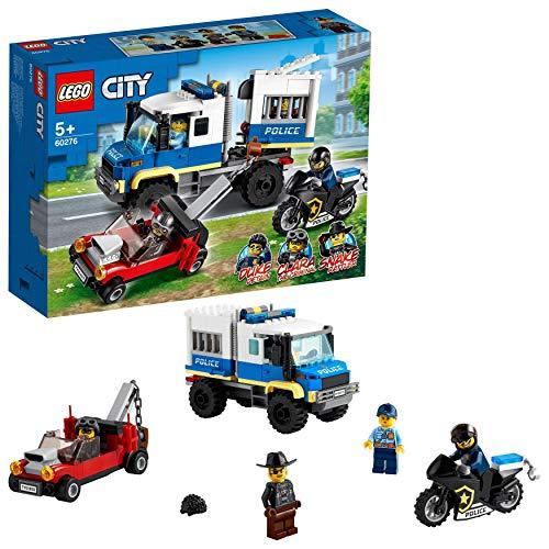 LEGO City Politie 60276 Gevangentransport speelgoed