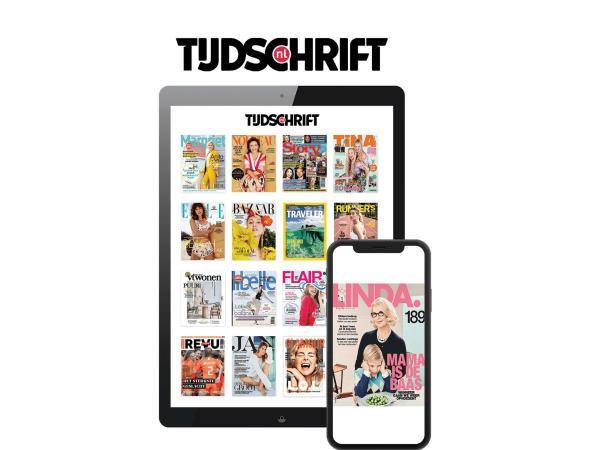 1 maand gratis tijdschriften lezen EN 3 maanden -49% voor ING klanten
