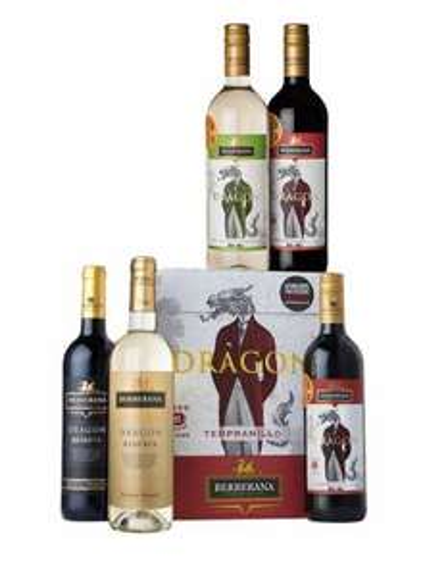 PRIJSFOUT - Alle Berberana wijn 75% korting