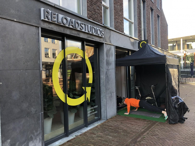 Gratis 10-Dagen Try Out bij Reload Studios [gemeente Oisterwijk e.o.]
