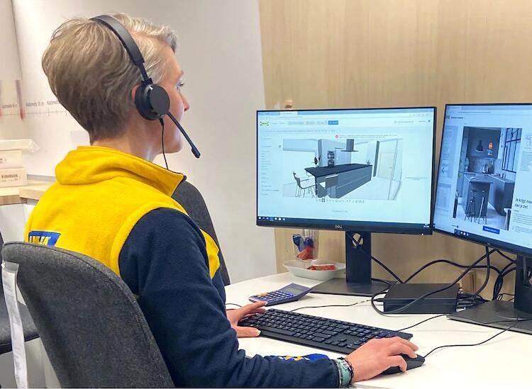 Tijdelijk gratis persoonlijk advies & planservice bij IKEA (online)