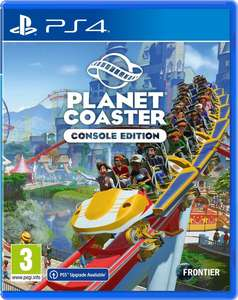 Planet Coaster - Console Edition (PS4 incl. PS5 upgrade)